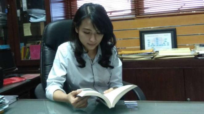 Rektor ITB Asia Malang Risa Santoso.