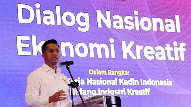 Dialog Nasional Ekonomi Kreatif