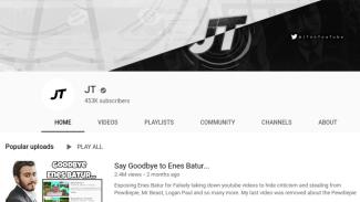 Saluran JT YouTube