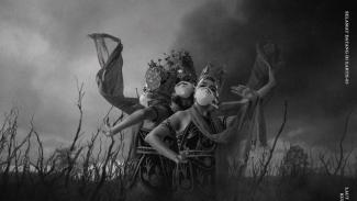 Tarian Penghancur Raya karya grup musik rock asal Jakarta, .Feast