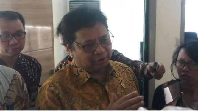 Menteri Koordintor Bidang Perkonomian, Airlangga Hartato