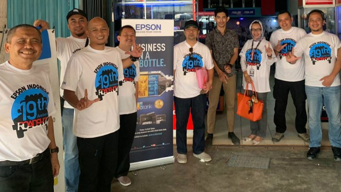 Epson Indonesia fokus ramah lingkungan