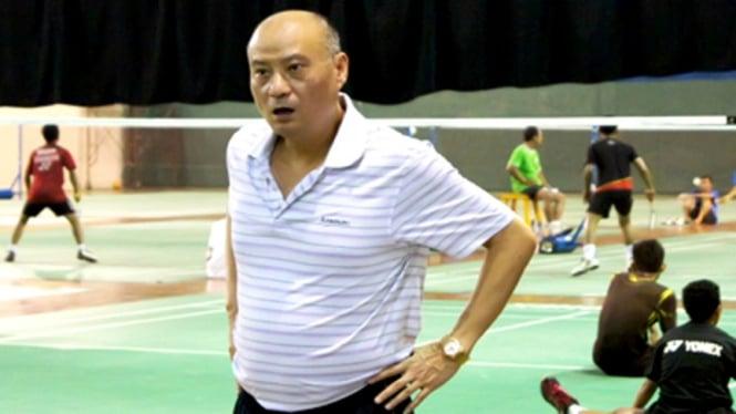 Eks Pelatih Pelatnas PBSI asal China, Li Mao