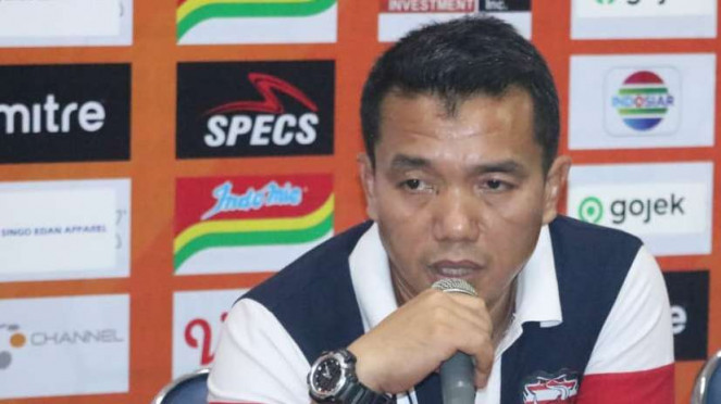 Pelatih Madura United, Rasiman