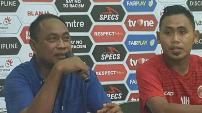 Pelatih Sriwijaya FC, Kashartadi