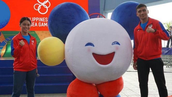 Maskot SEA Games 2019 Manila, Pami