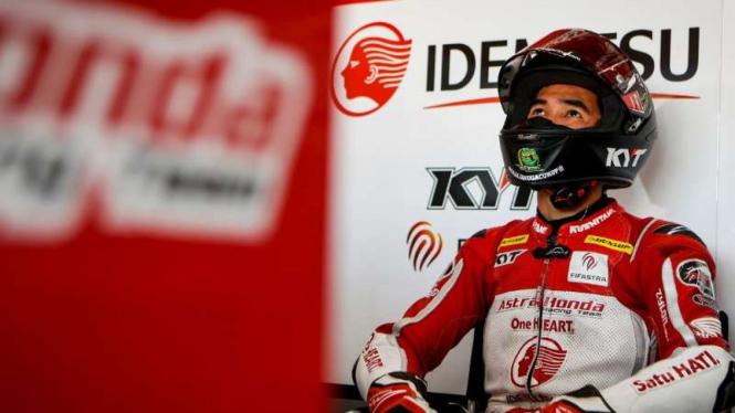 Pembalap Astra Honda Motor, Gerry Salim