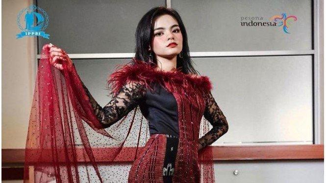Syeha Safira Alhaddar Putri Bahari Indonesia 2019 (Foto/Instagram/IPPBI)