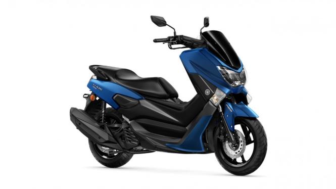 Yamaha NMax 155 warna baru