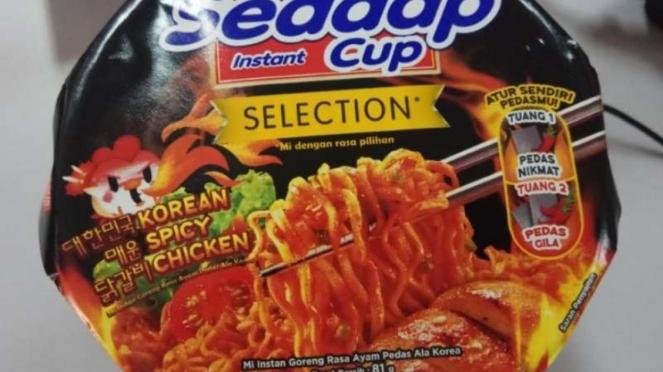 Mi Korean Spicy Chicken