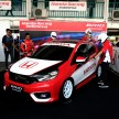 All New HondaBrio Racing Concept