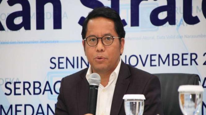 Direktur Jenderal Bimas Islam Kemenag, Kamaruddin Amin