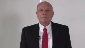 Pengusaha mebel asal Perancis, Bernard Chene