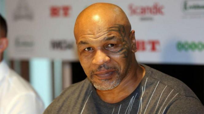 Petinju legendaris dunia, Mike Tyson
