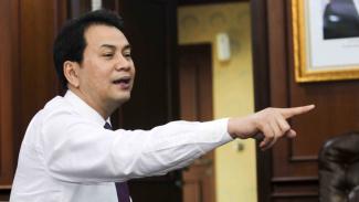 Wakil Ketua DPR RI, Azis Syamsudin