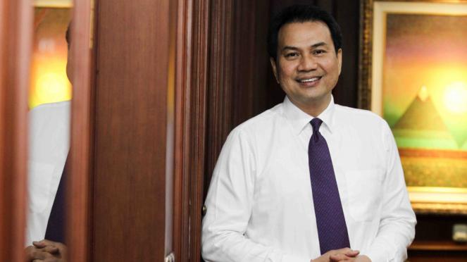 Azis Syamsuddin Wakil Ketua DPR RI