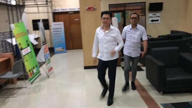 Kejati DKI tangkap Dirut PT Tansri Madjid Energi Kokos Lio Lim