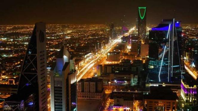 Ibu kota Arab Saudi, Riyadh