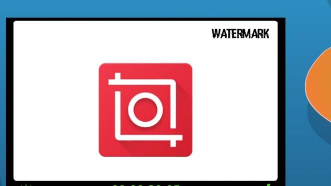 Ilustrasi Watermark