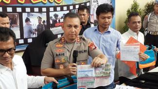Polres Bandara Soekarno-Hatta membongkar penipuan umrah
