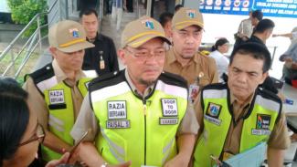 Kepala Badan Pajak dan Retribusi Daerah (BPRD) Jakarta, Faisal Syafruddin