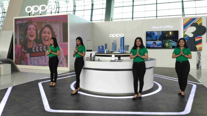 Oppo Experience Store