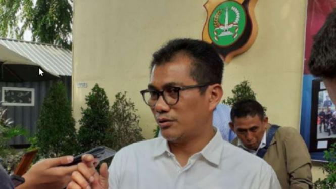 Direktur Bina Umrah dan Haji Khusus, M. Arfi Hatim