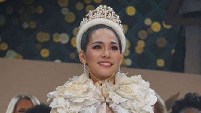 Miss International 2019 Sireethorn Leearamwat.