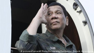 picture-alliance/AP Photo/Malacanang Presidential Photo/A. Morandante