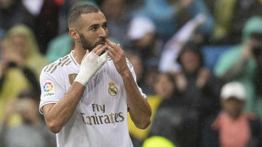 Bomber Real Madrid, Karim Benzema