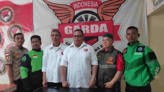 Gabungan Aksi Roda Dua (GARDA) merespons bom Polrestabes Medan