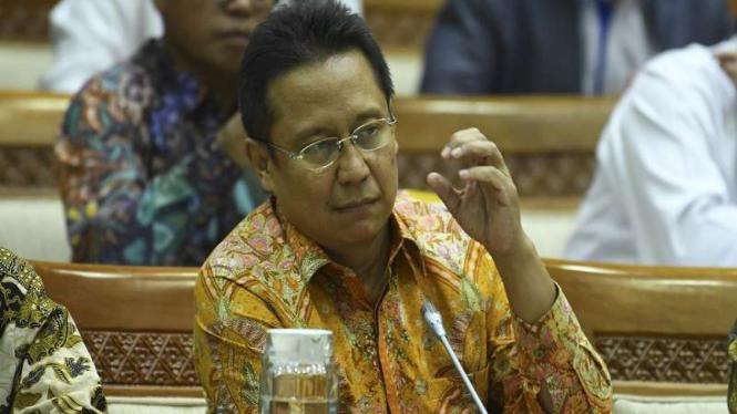 Ketua Satuan Tugas Pemulihan Ekonomi Nasional, Budi Gunadi Sadikin.