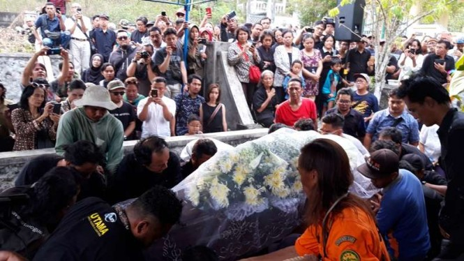 Pemakaman Djaduk Ferianto