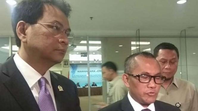 Wakil Ketua DPR RI Aziz Syamsudin