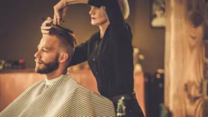 Barbershop Wanita