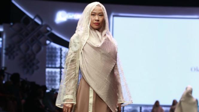 Rancangan kolaborasi Oki Setiana Dewi dan Irna Mutiara