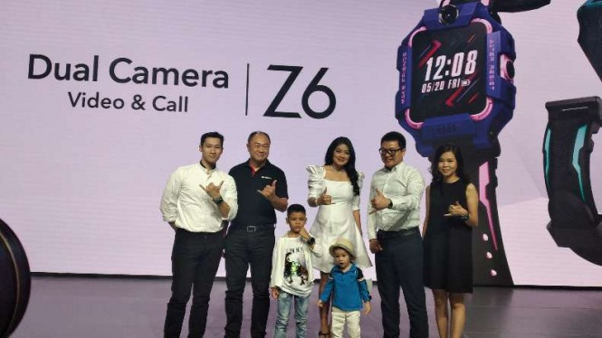 Imoo meluncurkan Watch Phone Z6