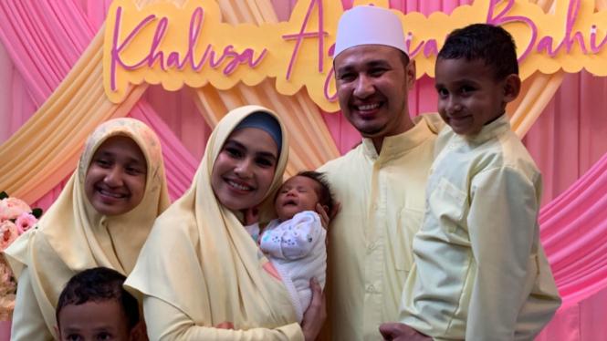 Aqiqah putri Kartika Putri dan Habib Usman bin Yahya