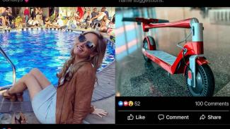 Facebook uji coba fitur mirip Instagram