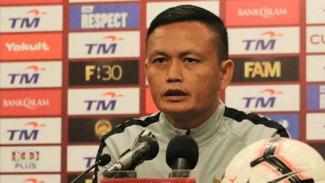 Pelatih Interim Timnas Indonesia, Yeyen Tumena