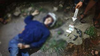 Pelaku pencurian sepeda motor ditembak mati polisi di Depok.