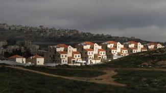 Israel telah membangun lebih dari 100 permukiman Yahudi di Tepi Barat, termasuk Yerusalem Timur - AFP