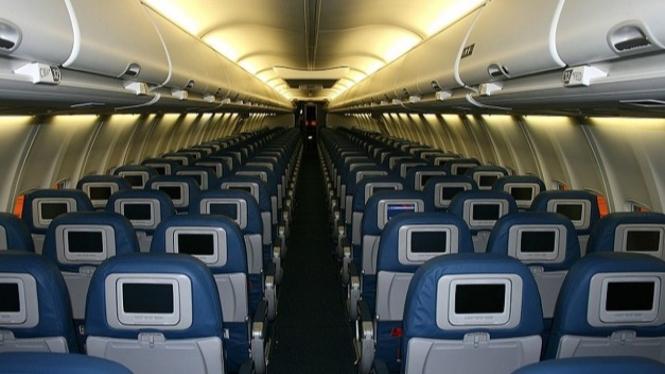 Tempat Duduk Terbaik di Pesawat