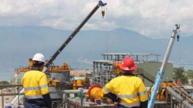 PT Bumi Resources Minerals Tbk.