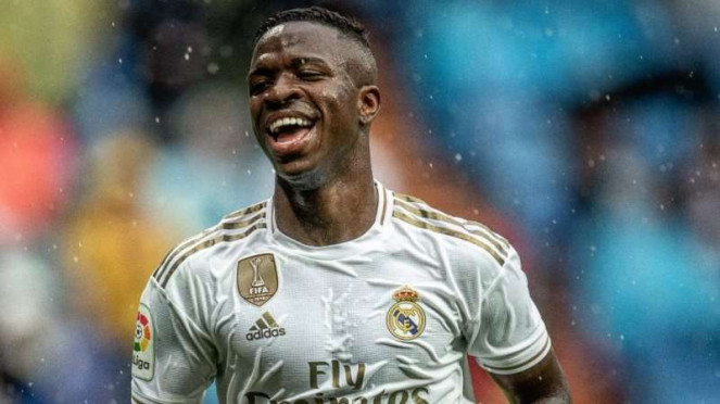 Bintang muda Real Madrid, Vinicius Junior
