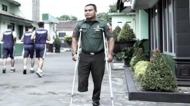 Prajurit TNI AD, Kopral Mugiyanto