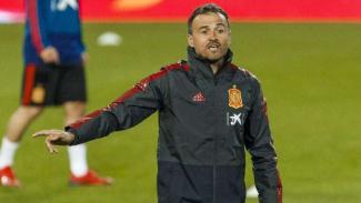 Pelatih Timnas Spanyol, Luis Enrique