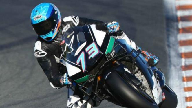 Pembalap anyar Repsol Honda, Alex Marquez