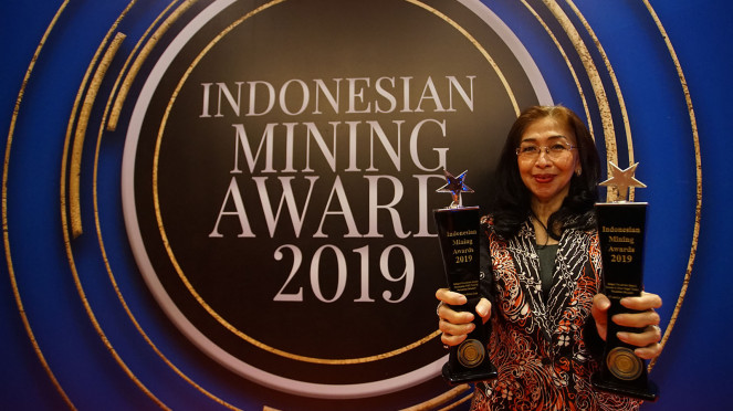 Kaltim Prima Coal & Arutmin Indonesia Raih Indonesian Mining Award 2019