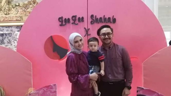 Zee Zee Shahab dan Suami